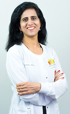 Dental Hygienist Shweta