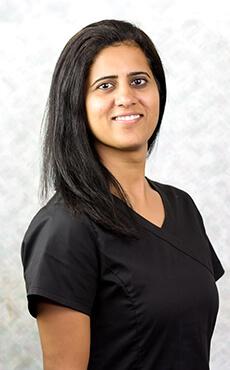 Dental Hygienist Sweta